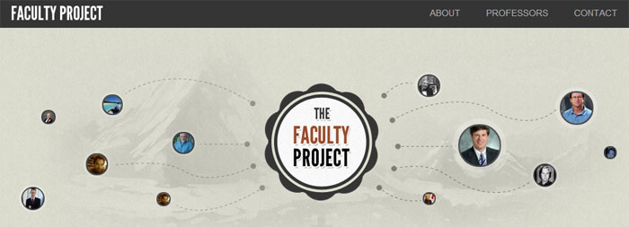 faculty_project