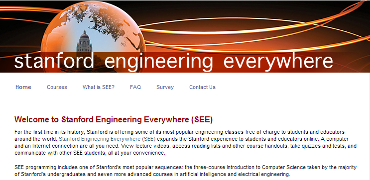 stanford-engineering-everywhere